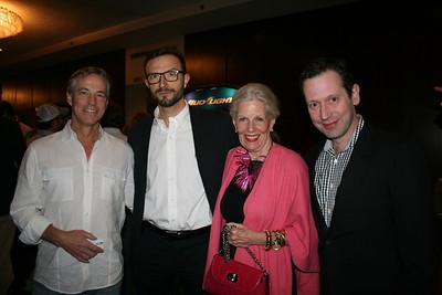 Brian Redmond, Samir Nikocevic, Susan Mason, Charles Taylor
