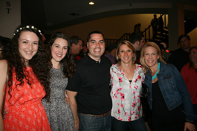Sophie Litchman, Kaylah Bethune, Ken Bethune, Jessica Pedigo, Beth Bethune