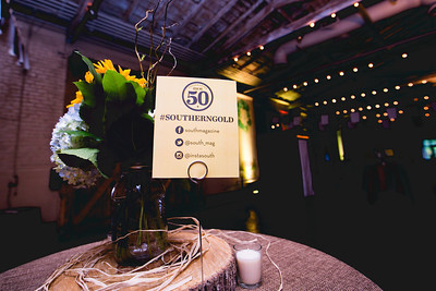 South's 50th Issue Release Party   May 2014