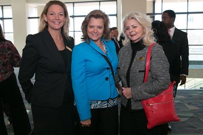 Kellie Linder, Regina Graham, Linda Bell