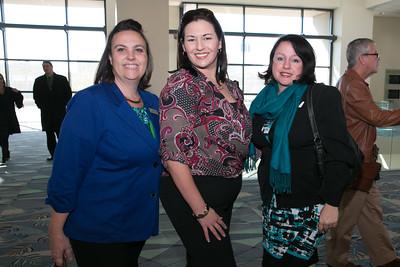 Wendy Kirby, Ana Camacho, Kaisa White