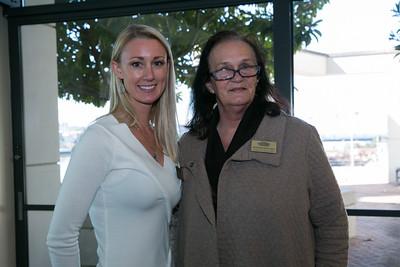 Lisa Shea, Deborah Bouchea