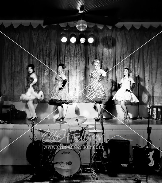 Tarts and Tramps 2014 9649 BW