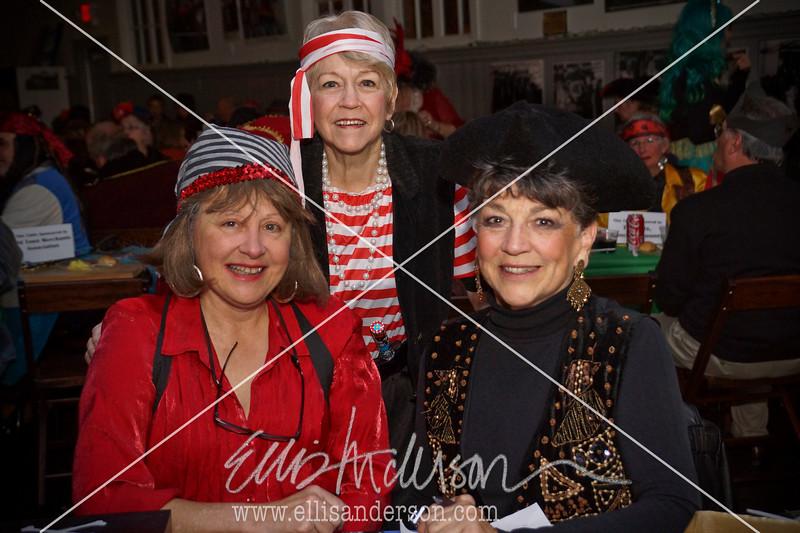 Vicki Niolet, Carolyn Busenlener, Judy Lee