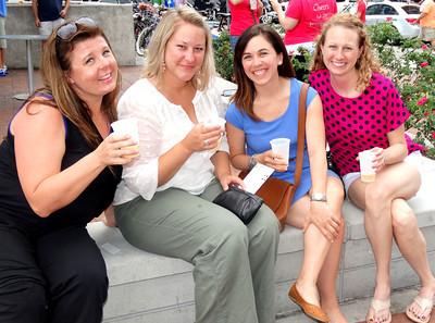 Jenny Pike, Heidi Mullenix, Danielle Wenzel, Kelly Marsh