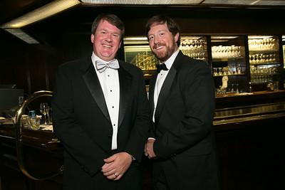 Justin Dunn, Mark Wilcox