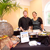 Savannah Event Catering: Adam Lively and Hayley Scomo