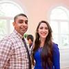 Gagan Dhiman and Sarah Michaels