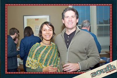 Shabnam Gideon, Scott Boylston