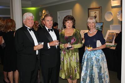 Bob Larson, Gary Brass, Pat Besser, Bobbie Larsen.