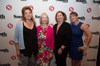 Donna Krohn, Iris Dayoub, Beth Aldrich, Sarah Elliott