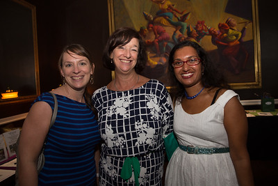 Sarah Elliott, Rebecca Dayoub, Elizabeth Nunes
