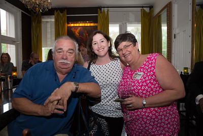 Corky Highes, Kristina and Barbara Barnette