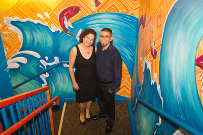 The Artist: Alfredo Martinez & mom