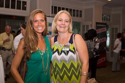 Chantal Coxhead and Brandy Hudson