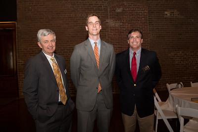 Stephen George, Brady Cannon, Albert Weis