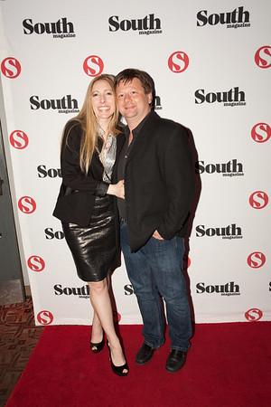 Sarah Rifle and Chris Zinaoch