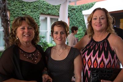 Sherri Buckman, Jessica Sikes, Debbie Sunken