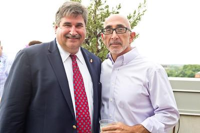 Frank Hardeman and Rob Cordasco
