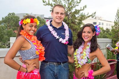 Kimberly Jacobs, Kyle Nikola, and Kayley Jacobs