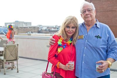 Lesli Messinger and Jim Goodman