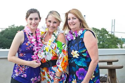Melissa Wohlert, Nellie Smith, and JoAnn Wohlert