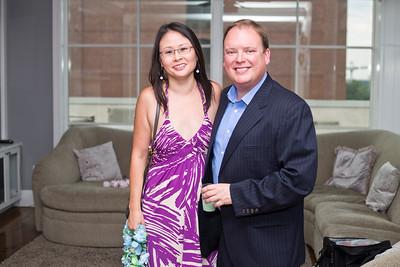 Greg Lard and Ying Lui