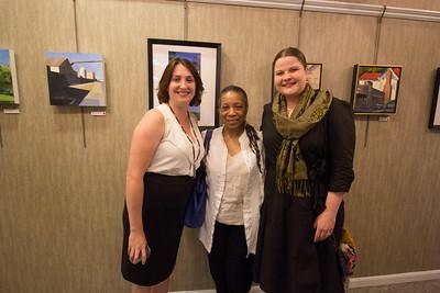 Dana Richardson, Suzanne Jackson, Juliana Victoria Weygand