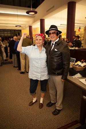 Cheryl Ross and Allen Berger