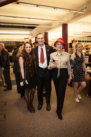 Jessica Pedigo, Mary Crane Orne and David Orne