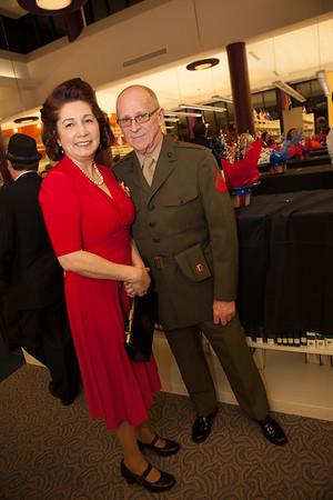 Jim Stroud and Susan Lee