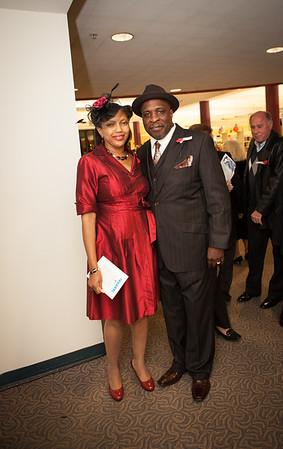 Patricia and Lawrence Bradley, Sr.