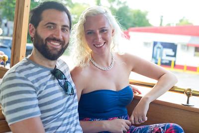Laura and Craig Barton