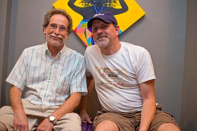 Joe Drescher and Terry Edwards