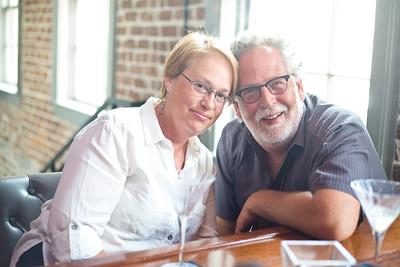 Libby Bacon and Steve Buckner