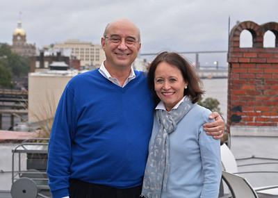 David & Vicki Pope