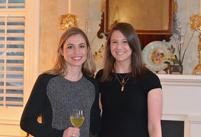Emily Driscoll (SELC), Allix Magaziner (McKenna Long & Aldridge)