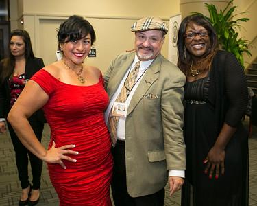 Diana Arevalo, Scott West, Shondra McKeithen
