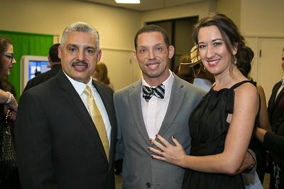 Alfonso Ribot, Kent & Amanda Fletcher