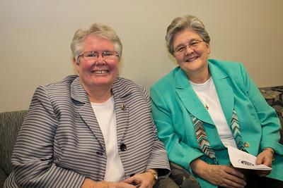Sister Pat Kennedy, Sister Pat Baber