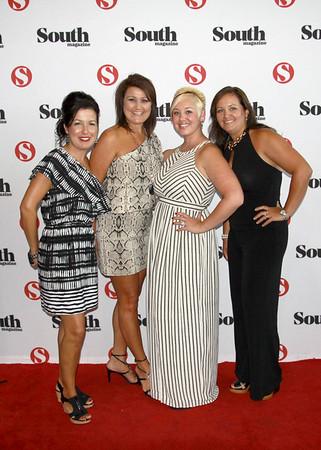 Kerrie Sellers Todd, Lisa Johnson Williams, Erica Gibson LaFontaine and Lisa Burkhalter-Lamb
