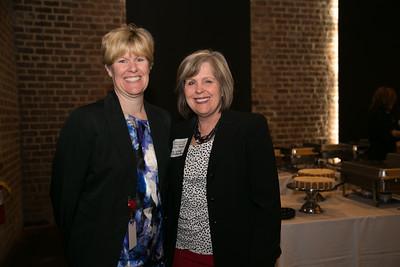 Kristin Fulford, Cheryl Rogers