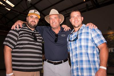 Chad Stevens, Bob and Trey Baker