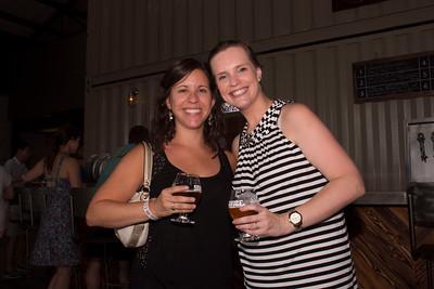 Kristen Springer and Shira Gladstone
