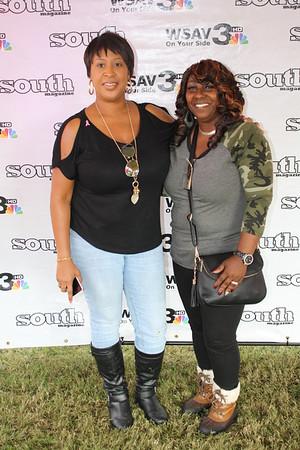 Sonya Nethles & Carla Carter