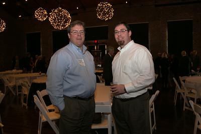 John Swanner, Brad Johnson