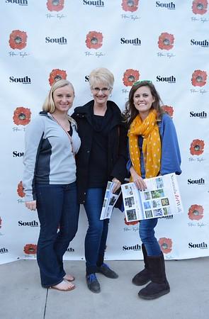Kristina Bonham, Susan Reagan, Hayley Bond