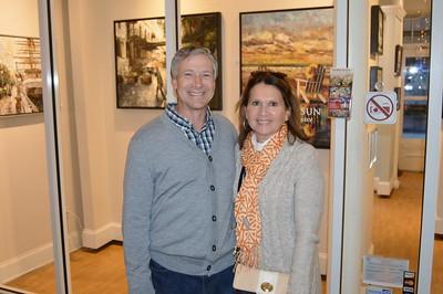 Tim Scarold, Debbie Scarold
