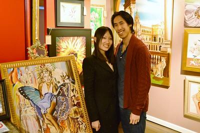 Debbie Chueh, Patrick Wu