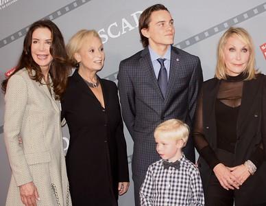 Lois Robbins, Robin Skye, Alex Neustaedter, ___ & Spencer Howell.
